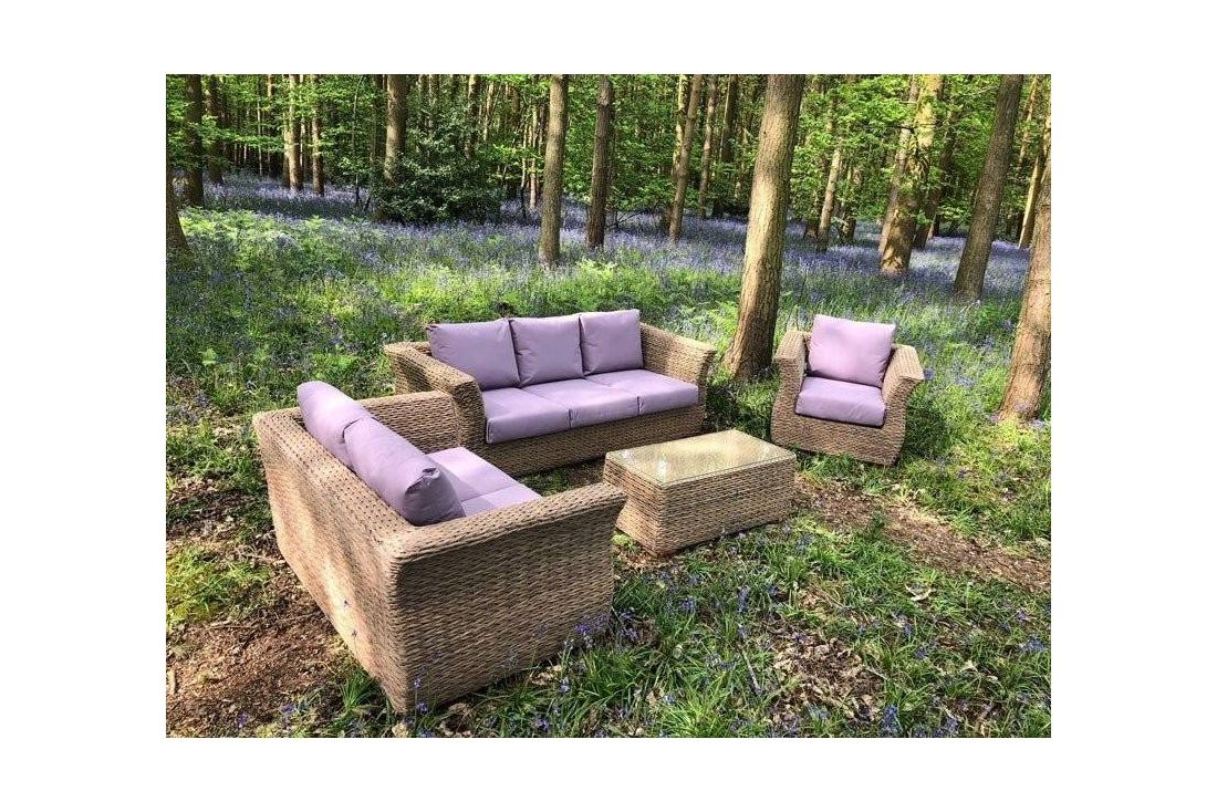 Montana sofa suite - outdoor
