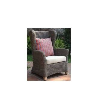 Mixed Rattan Chairs