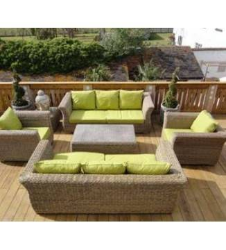 Water Hyacinth luxury garden furniture