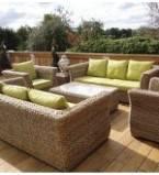 Outdoor Water Hyacinth Furniture