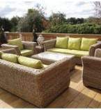Outdoor Water Hyacinth Furniture