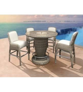 LUXOR BAR SETS rattan garden furniture sale