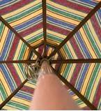 Parasol Replacement  Canopy