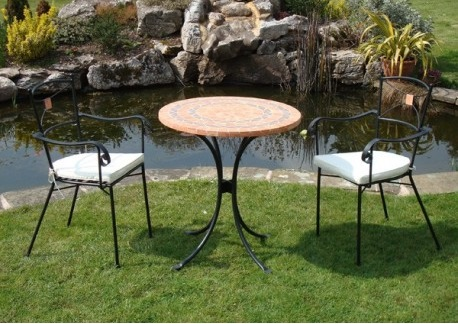 Best quality aluminum furniture priced at lowest rates