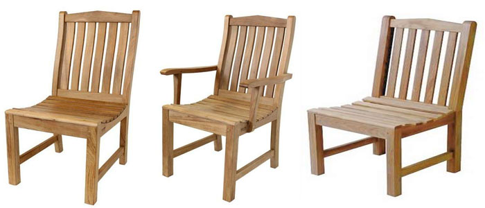 How to Clean Garden and Outdoor Teak Furniture